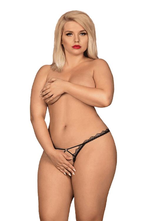 תחתונים סקסיים מידה גדולה